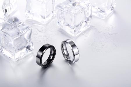 tungsten: Tungsten rings
