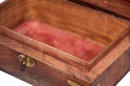 Treasure Box Closeup photo