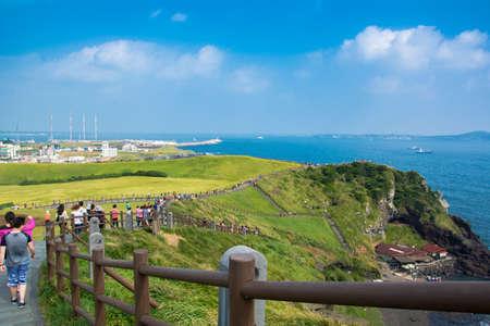 Scenery at the Jeju island in Korea