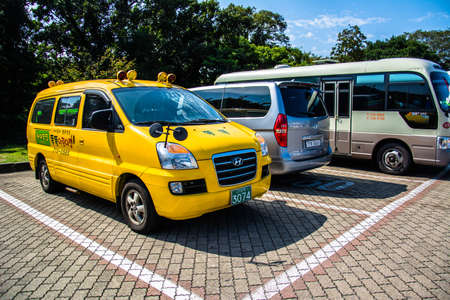 mini bus: van & mini bus Editorial