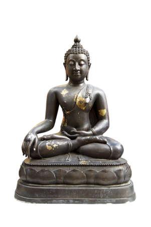 cabeza de buda: Estatua de Buda Foto de archivo