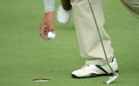 golf shot Stock Photo - 13315786