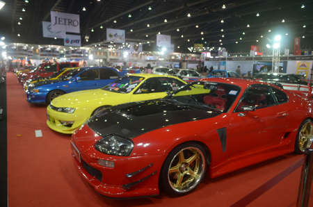 Thailand - Bangkok International Auto Salon 2013, Exciting Modified car show on June 20-30 2013 at Challenger Hall 2-3 Impact Muangthong Thani