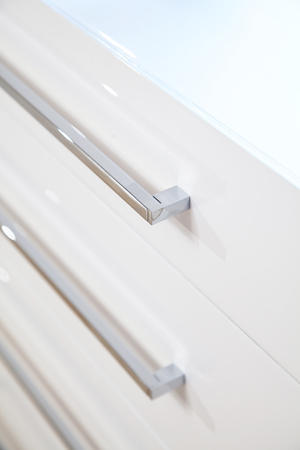 drawers: cabinet drawers Stock Photo