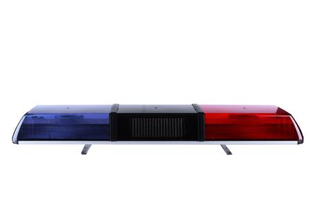 police lights: police lights Stock Photo