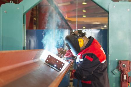 labourers: welder