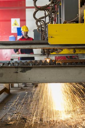 obrero: soldador