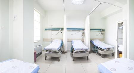 stanza d'ospedale