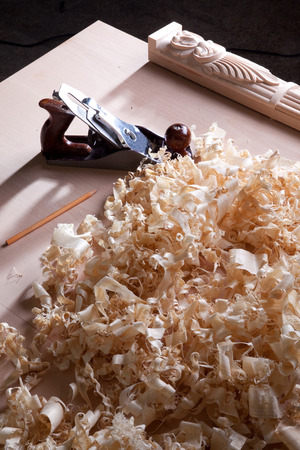 to scrape: sawdust anymore