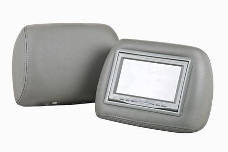 headrest: headrest television
