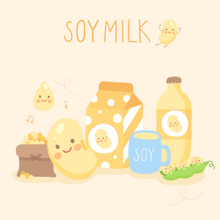 set cut soy milk