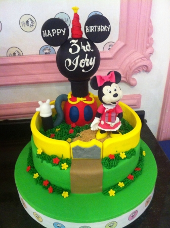minnie mouse: Disney minnie mouse cake design