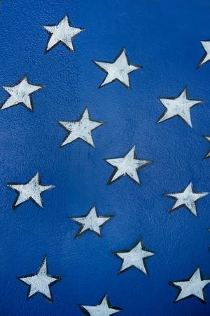 wallpapaer: Wallpaper Blue Star Stock Photo