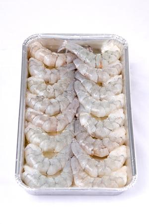 rosenbergii: Shrim Raw Seafood Prawn Market Thailand