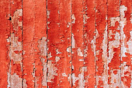 The old red wood texture with natural pattern of one of Myanmar's palaces Imagens