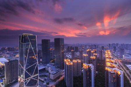Xiamen cityscape