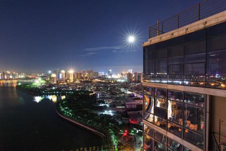 Cityscape in Xiamen