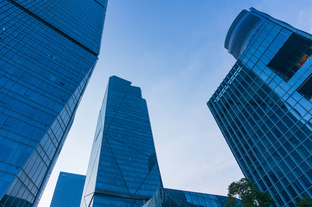 Skyscraper in Xiamen International Financial Center
