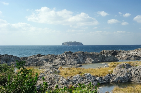 Bird Island, Jeju, Korea