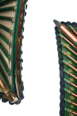 Korean Traditional Architecture Detail