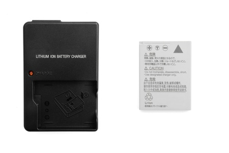 rechargeable battery and charger photo