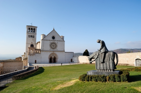 st  francis: San Francesco, Italy