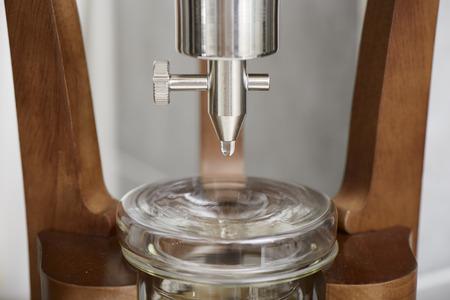 water drop control valve of dutch coffee maker