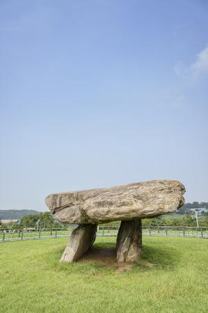dolmen in ganghwa island