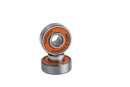 built-in spacer ABEC9 608 bearings for longboard or skateboard.
