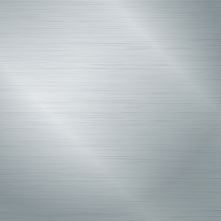 brushed steel: metal texture Vector