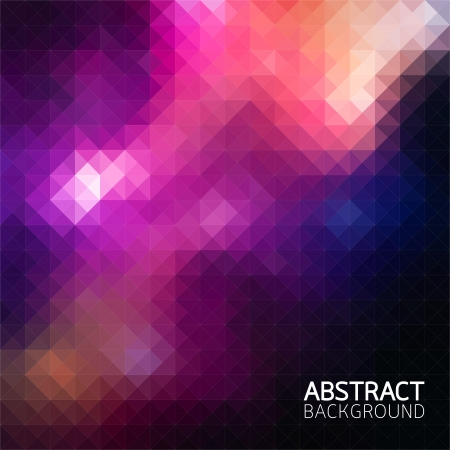 vector abstract shiny background