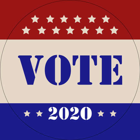 Vote campaign US election 2020 polls,2020 United States presidential election