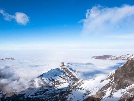 jungfraujoch: Jungfraujoch Top of Europe
