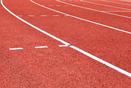 background image of athletic tracks