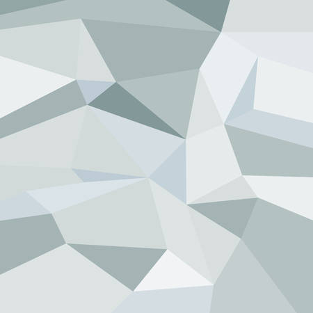 Vector illustration of polygonal geometric background