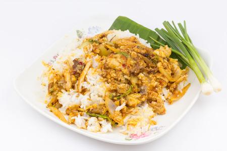 curry powder: chicken curry powder