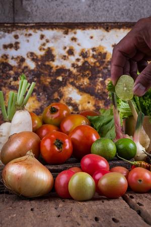 chasnok: vegetable