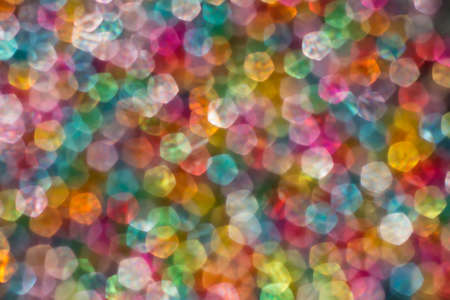 colorful bokeh background Stock Photo - 14975800