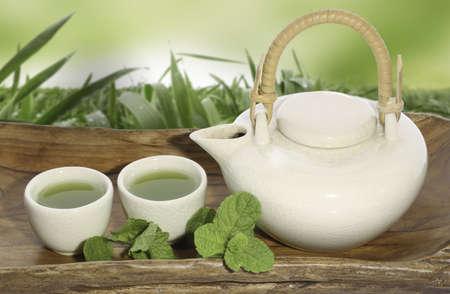 matcha: matcha green tea bowl cup  Stock Photo