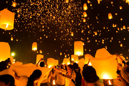 abound: Night Light in Chiang Mai Life