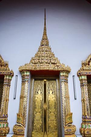 Thailand - Bangkok - Temple -  photo