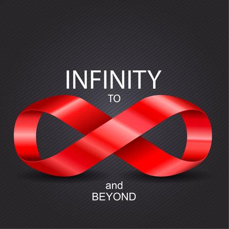 infinity symbol: Infinity