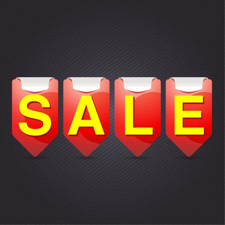 érdekes: Sale Interesting User Interface   Illusztráció