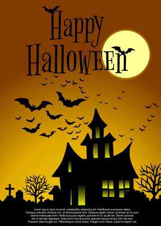 haloween: Halloween card