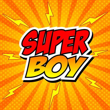 superboy: SuperBoy.