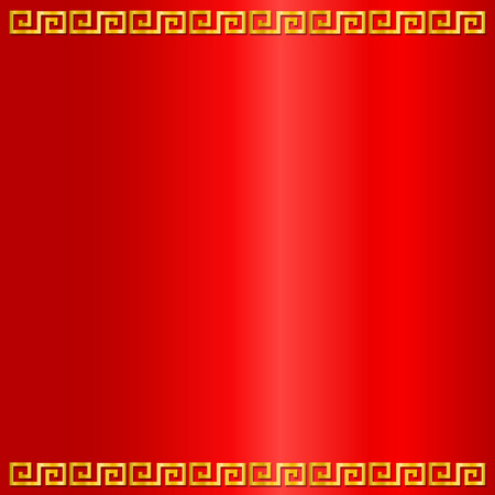 abstract chinese new year background vector design.