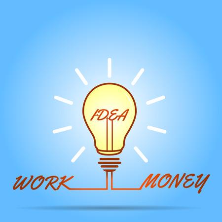 making money: idea for making money.