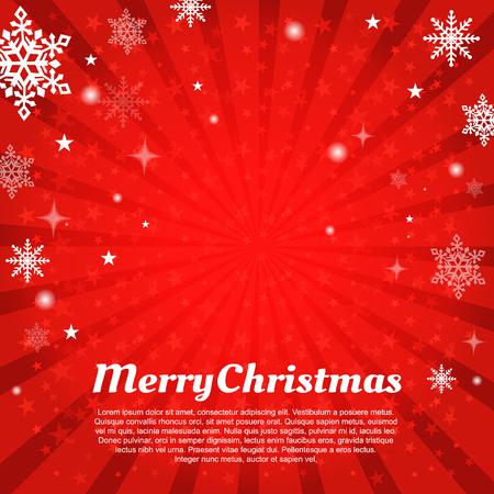 gift season: Christmas vector background.