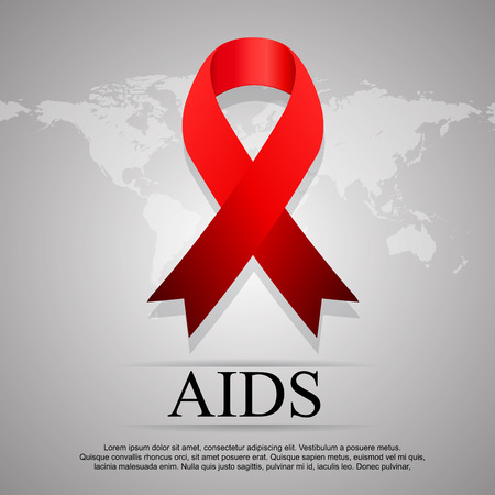 alertness: World AIDS Day. 1st December World Aids Day.