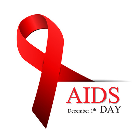 World AIDS Day. 1st December World Aids Day.